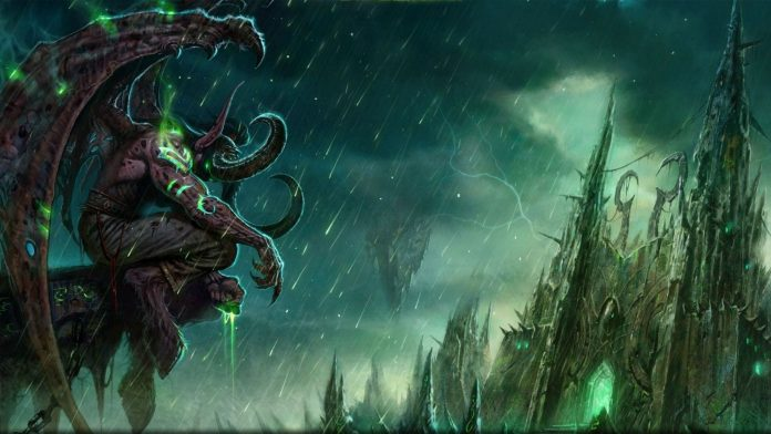 World of Warcraft Legion Artwork