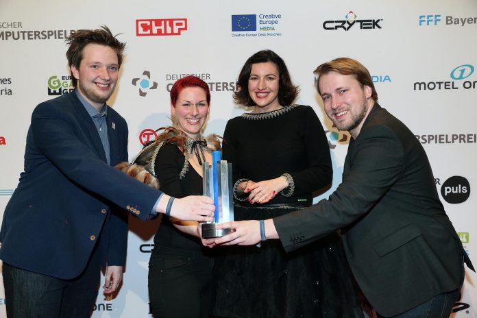 Deutscher Computerspielpreis Nominierte zu Gast in São Paulo