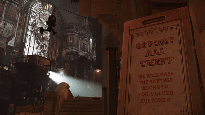 Dishonored 2 Screenshot #19