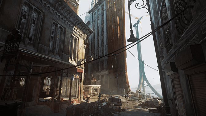 Dishonored 2 Screenshot #25