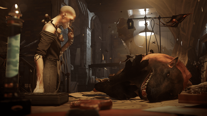 Dishonored 2 Screenshot #1