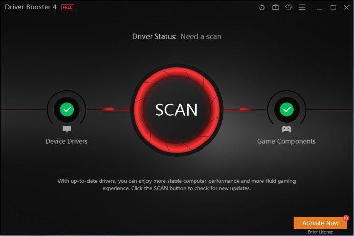 Driver Booster 4: So hältst du deine Treiber kostenlos für Spiele aktuell
