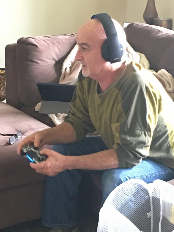 Größter Fehler: Dem Vater Battlefield 1 gezeigt… er lebt nun hier!