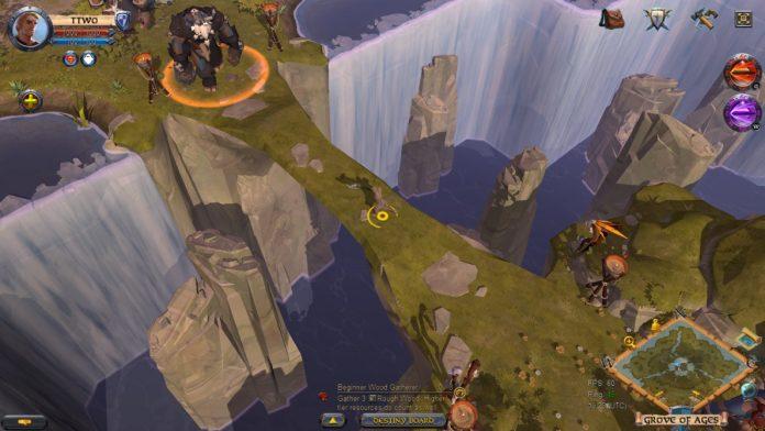 Das neue Albion Online-Update