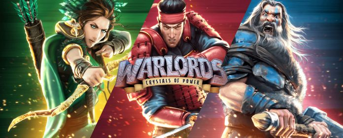 Preview zu Warlords Crystals of Power