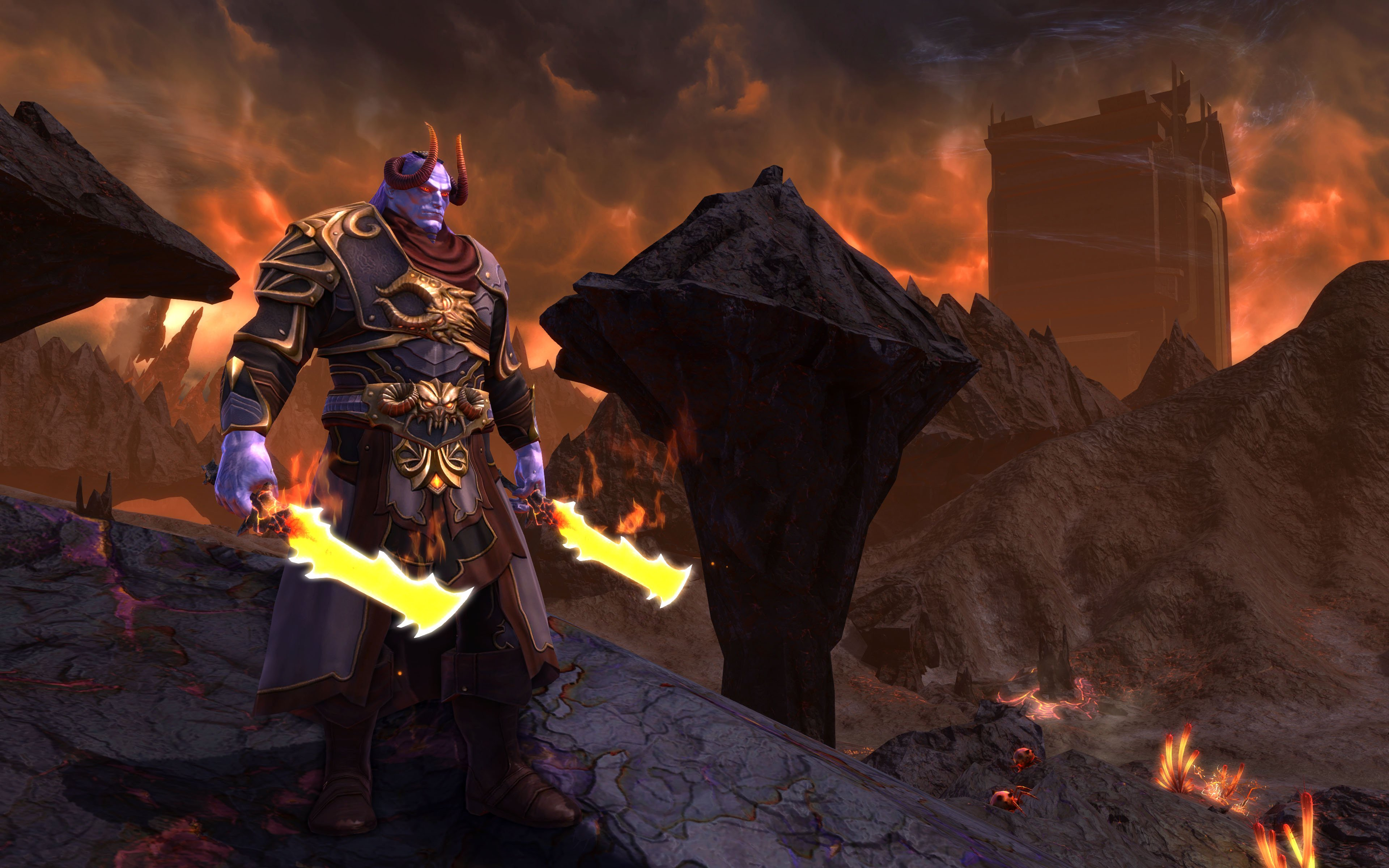 RIFT Starfall Boss Screenshot