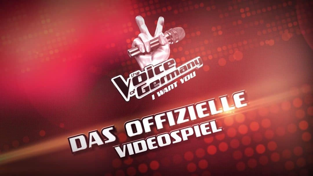 The Voice of Germany - I Want You Tracklist