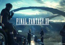 Final Fantasy XV Artwork