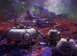 Astroneer Artwork