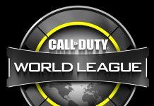 Call of Duty World League Logo
