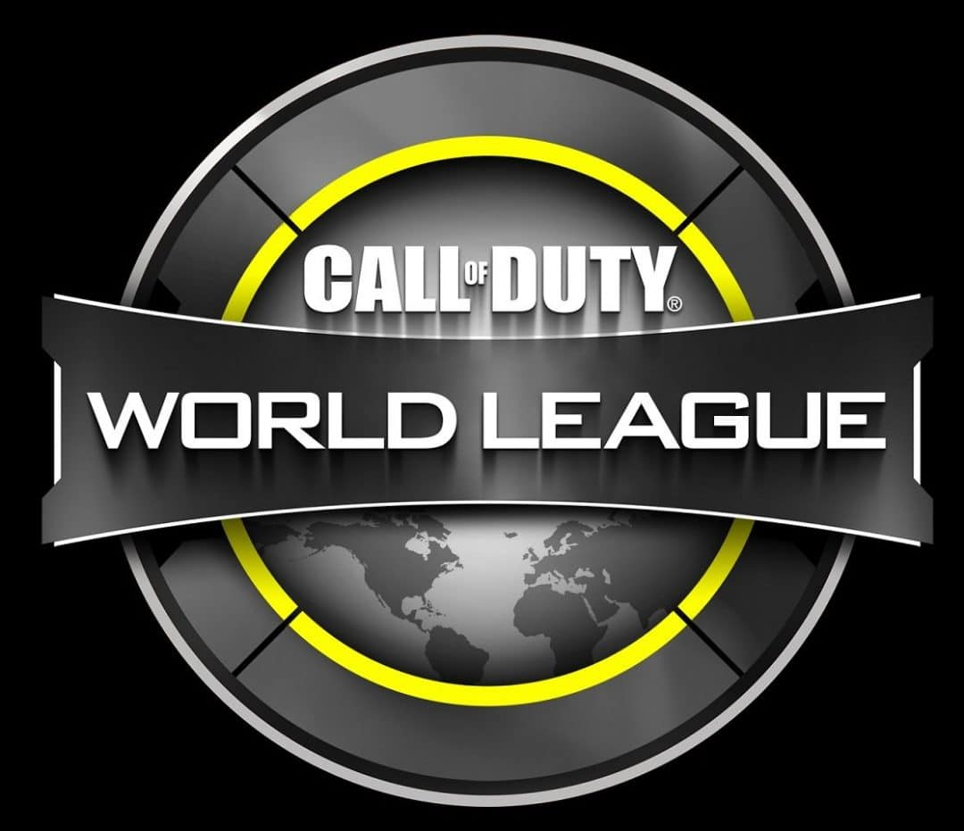 Call of Duty World League Logo