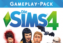 Die Sims 4 Vampire Gameplay-Pack angekündigt