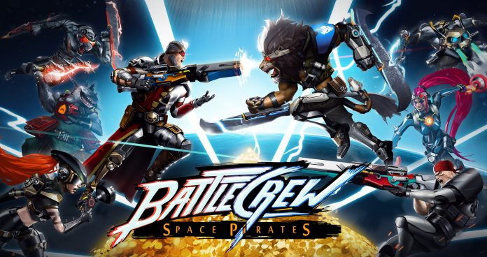 Dontnod Eleven kündigt Closed Beta von Battlecrew Space Pirates an