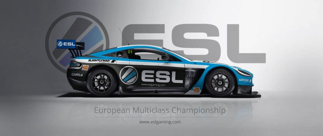 ESL Project CARS Multi-Class European Championship startet auf PlayStation 4