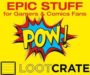Gaming-Zeugs für Günstig bei LootCrate