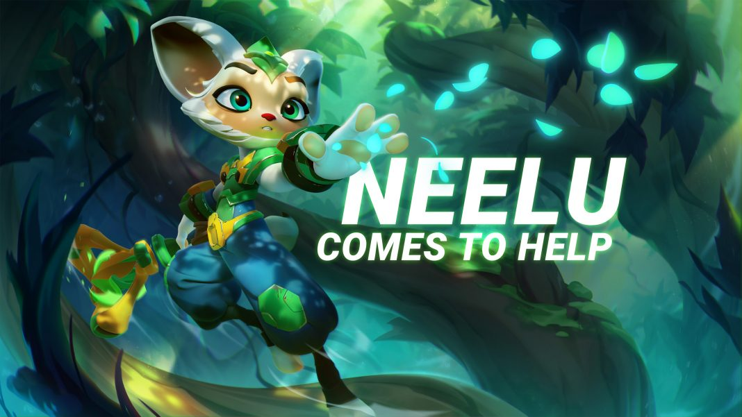 Planet of Heroes Update bringt neuen Helden Neelu