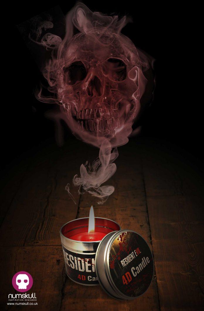 Resident Evil VII-Kerze erweitert VR-Erlebnis in die 4te Dimension
