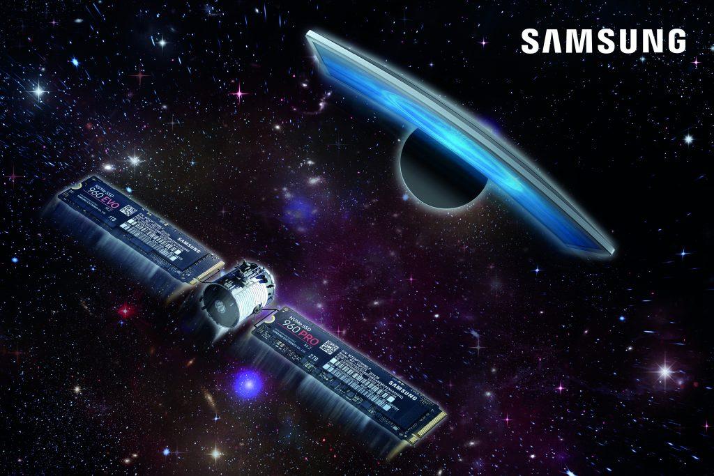 Samsung Power-Duo auf der DreamHack 2017