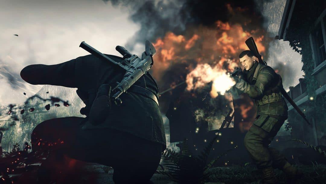 Sniper Elite 4 im Vertrieb bei NBG