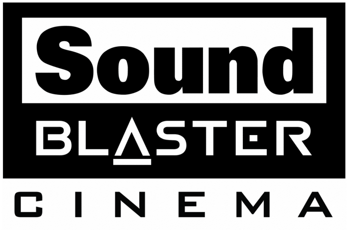 Sound Blaster Cinema Logo