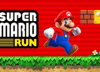 Super Mario Run Review-Test für IOS