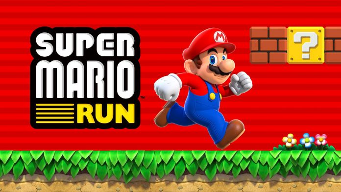 Super Mario Run Review-Test für IOS