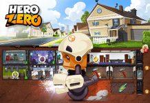 Hero Zero: Das Heldenversteck