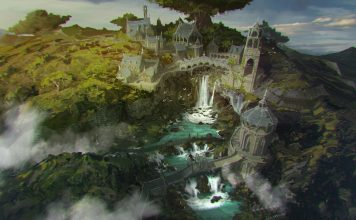 Kamasylvia Concept Artwork Black Desert Online