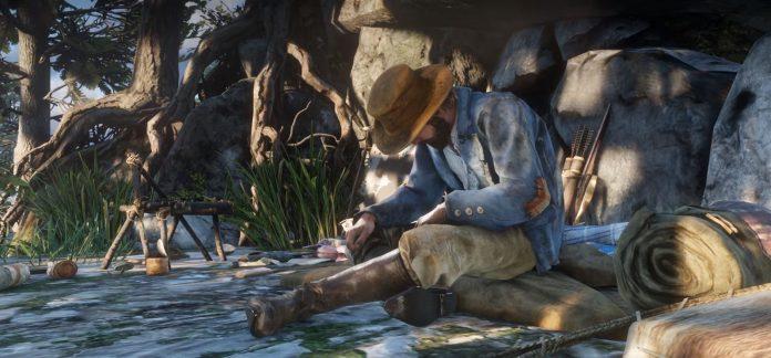 Red Dead Redemption 2 Was Sind Denn Das Fur Bodentexturen