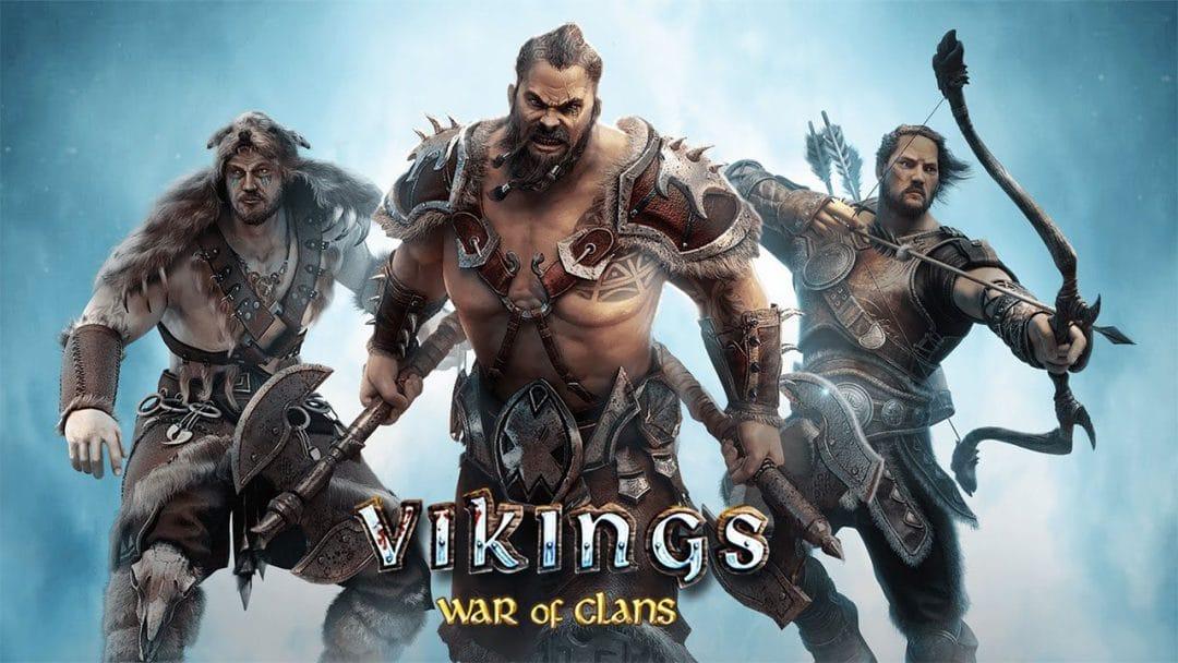Viking: War of Clans